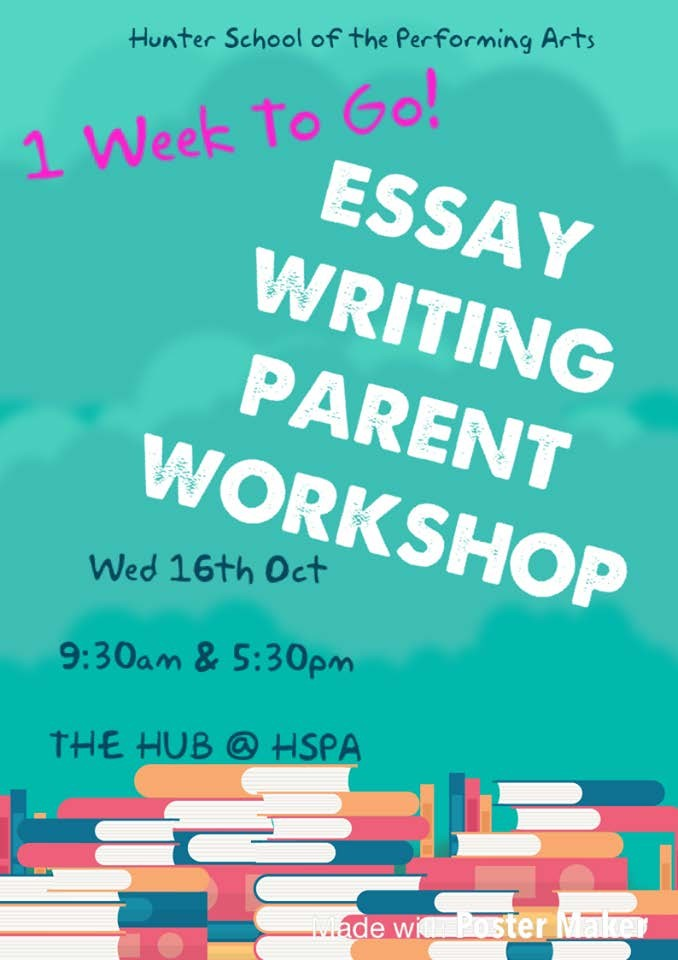 English Based parent Workshop Round 2